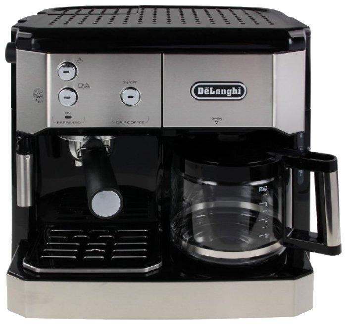 De'Longhi Комбинированная кофемашина De'Longhi BCO 421.S