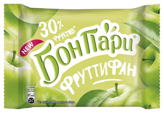 Мармелад Бон Пари ФруттиФан яблоко 42 г