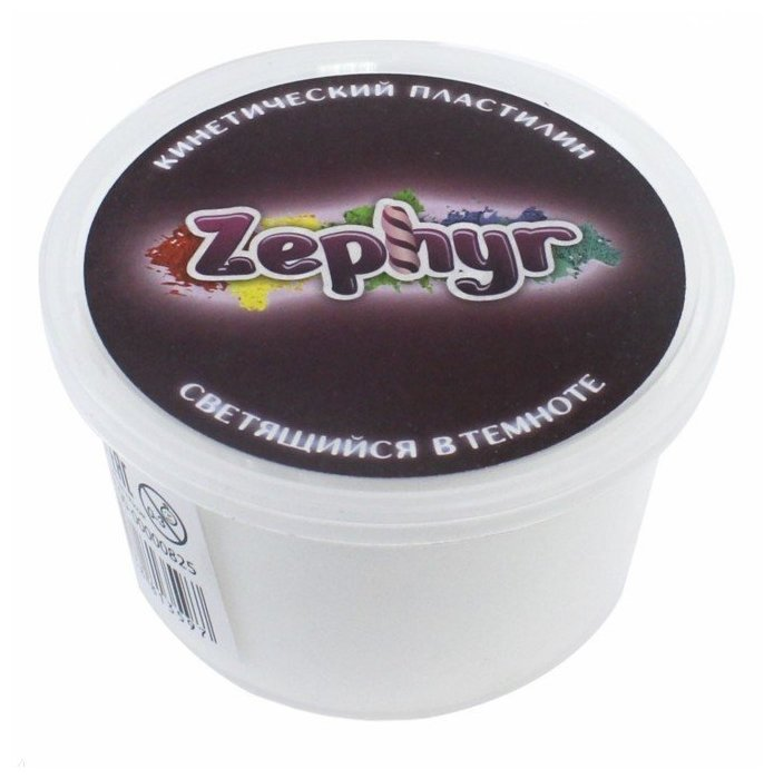 Масса для лепки Zephyr светящаяся в темноте (00-00000825/Z116)