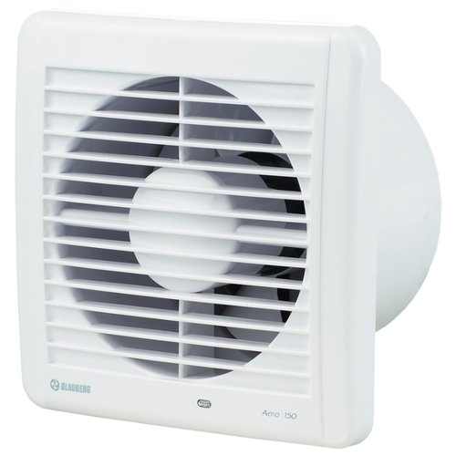 Вытяжной вентилятор Blauberg Aero 150, белый 24 Вт недорого