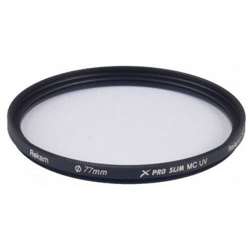 Фото - Светофильтр ультрафиолетовый Rekam X Pro Slim UV MC 77 мм светофильтр hoya pro nd200 77mm 24066057167