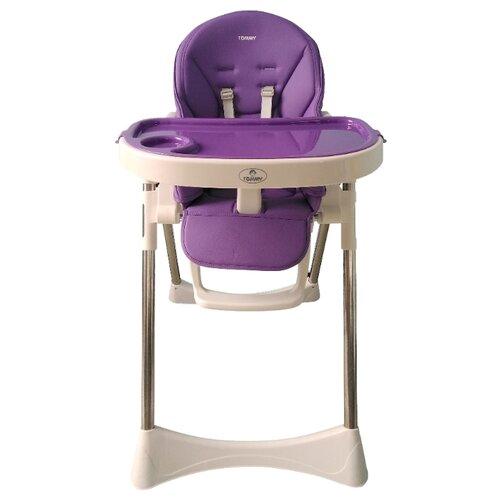 Стульчик-шезлонг Tommy Bon Appetit фиолетовый