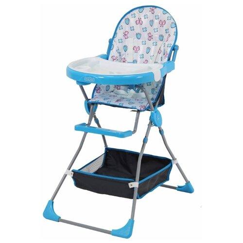 Стульчик для кормления Selby SH-252 голубой стульчик для кормления babys piggy розовый