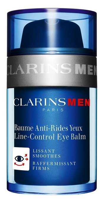 Clarins Бальзам против морщин для кожи вокруг глаз Men Baume Anti-Rides Yeux