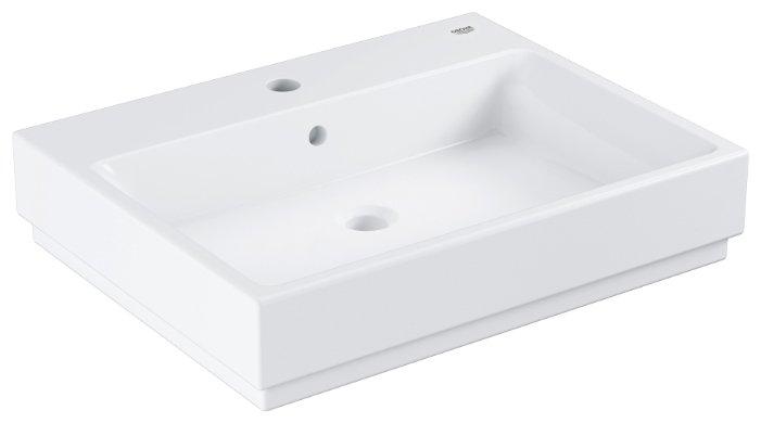 Раковина 60 см Grohe Cube Ceramic 3947700H