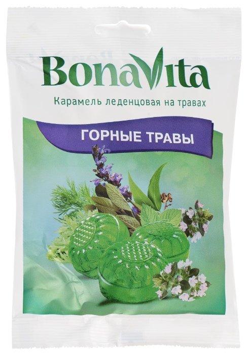 Карамель леденцовая Bona Vita Горные травы 60 г