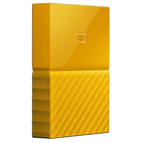 Жесткий диск Western Digital My Passport 2 TB (WDBUAX0020B)