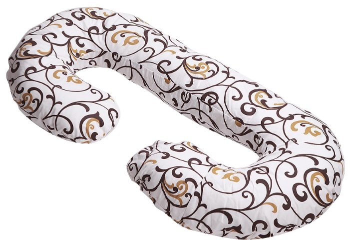 Наволочка Body Pillow на подушку для беременных C поликоттон