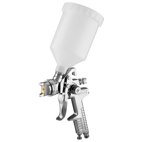 Краскопульт пневматический STAYER PROFESSIONAL AirPro HVLP краскопульт пневматический с нижним бачком stayer professional 06477 1 4