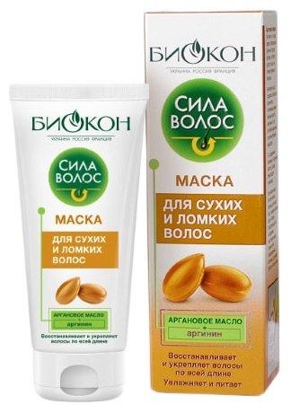 Биокон Маска «Сила Волос» для сухих и ломких волос