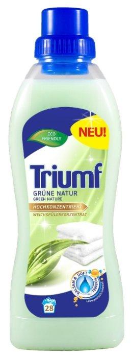 Концентрированный ополаскиватель для белья Зеленая природа Triumf