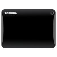 Жесткий диск Toshiba Canvio Connect II 1TB черный