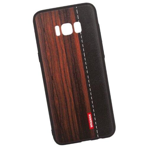 Чехол WK WK13 для Samsung Galaxy S8 Plus красное дерево