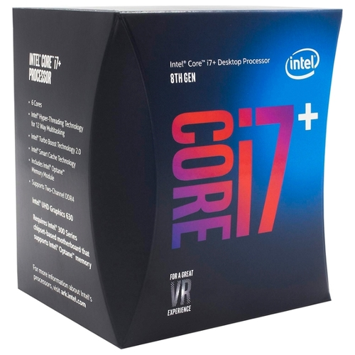 Процессор Intel Core i7 Coffee Lake