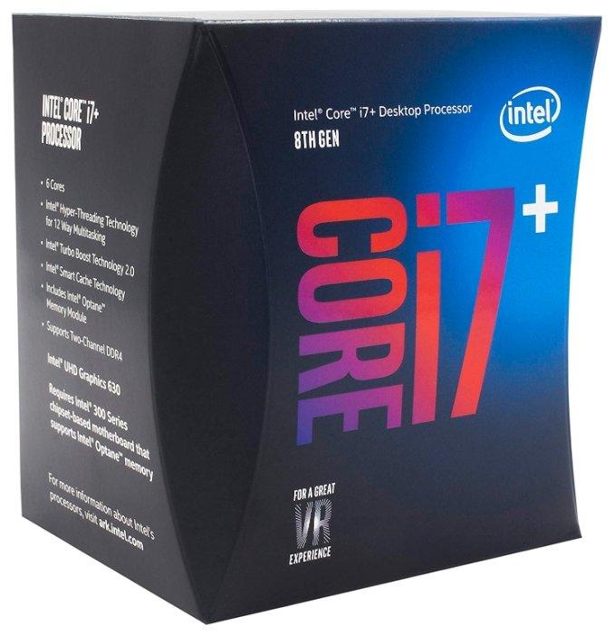 Intel Core i7-8700 Coffee Lake (3200MHz, LGA1151 v2, L3 12288Kb)