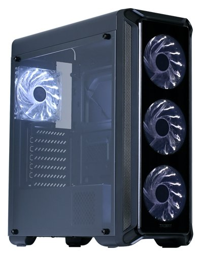 Zalman Компьютерный корпус Zalman i3 Edge Black