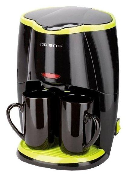 Polaris Капельная кофеварка Polaris PCM 0210 (2017)