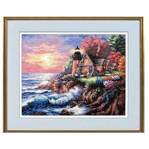 Купить Dimensions Набор для вышивания крестиком Guardian of the Sea (Морской страж) 36 х 28 см (35090), Наборы для вышивания
