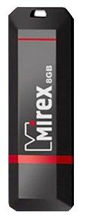 Флешка Mirex KNIGHT 8GB черный