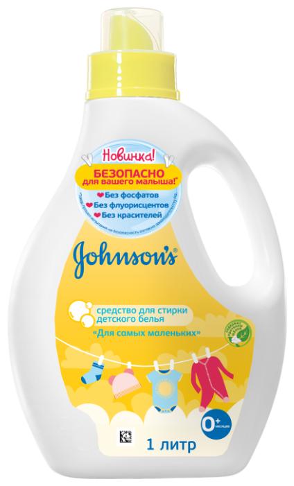 Средство для стирки детского белья Johnson's baby Для самых маленьких 1 л