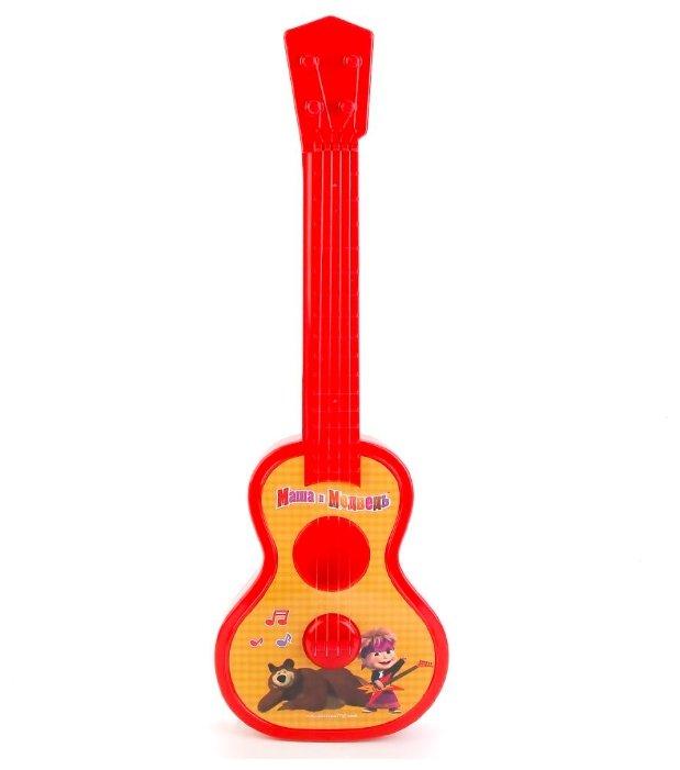 Играем вместе гитара Маша и медведь 1508M100-R