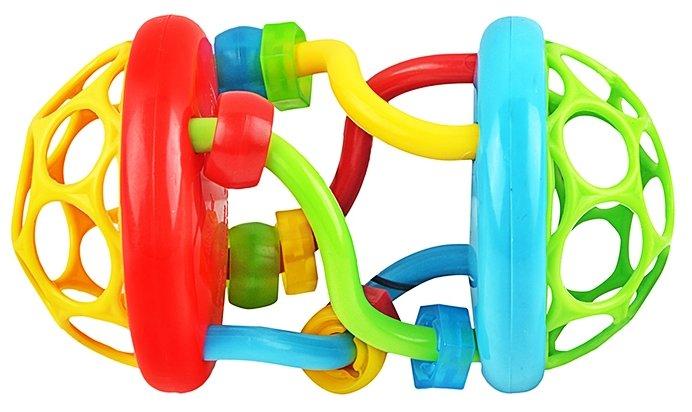 Развивающая игрушка Oball Веселые бусины 11133