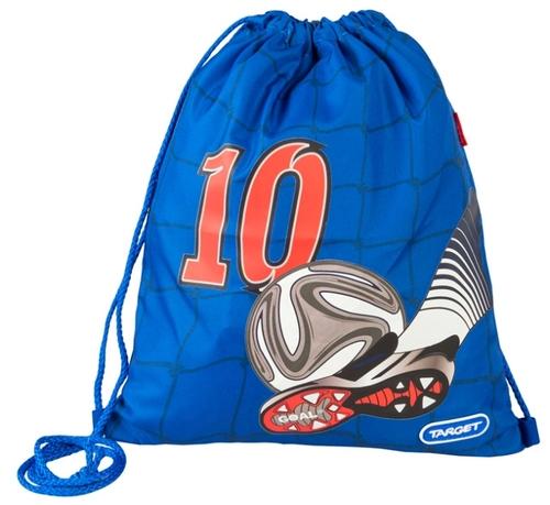 e33fb4a0172f Купить Target Сумка для детской сменной обуви Улетный футбол (17946 ...