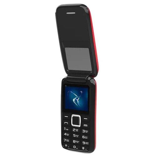 Купить Телефон MAXVI E2 красный