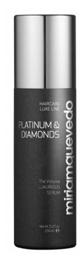 Miriam Quevedo Platinum & Diamonds Бриллиантовая cыворотка-люкс с платиной