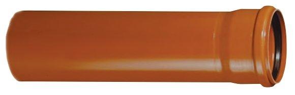 Канализационная труба SINIKON наруж. НПВХ 315x7.7x1000 мм