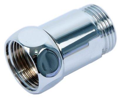 Соединитель для полотенцесушителя 2 шт. Tera прямой гайка-штуцер 1