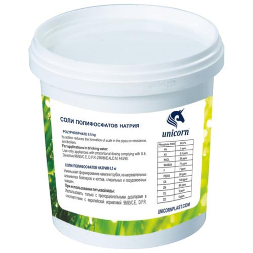 Unicorn CP 05 Соль полифосфатная, 1 шт.Картриджи и сменные элементы для фильтров<br>