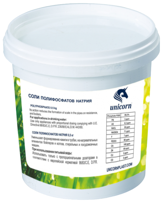 Unicorn CP 05 Соль полифосфатная