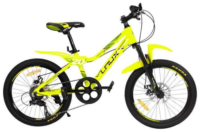 Подростковый горный (MTB) велосипед LAUX Graw Up 20 (2017)