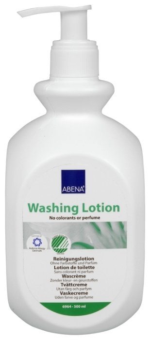 Лосьон Abena для мытья без воды без запаха (6964) 500 мл
