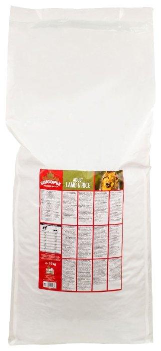 Корм для собак Chicopee Для собак с ягнёнком и рисом
