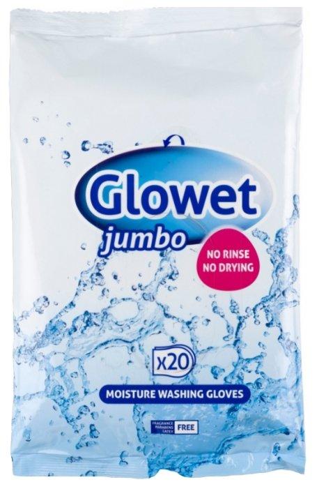 Рукавица для мытья CV Medica Glowet Jumbo, 25x17 см (420)