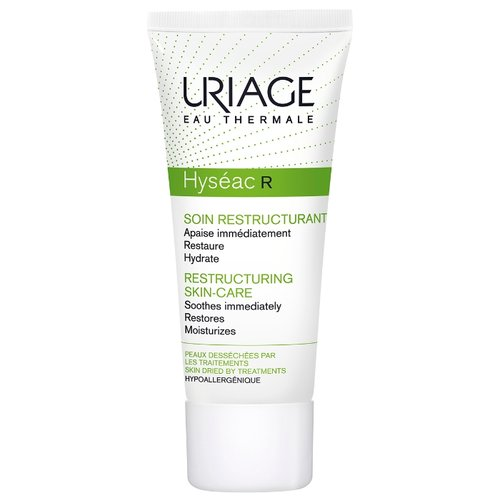 Uriage Hyseac R Restructuring Skin-Care Крем Восстанавливающий успокаивающий уход для лица, 40 мл hyseac restructurant creme uriage