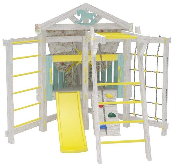 Спортивно-игровой комплекс Мир детских площадок Савушка Baby-10
