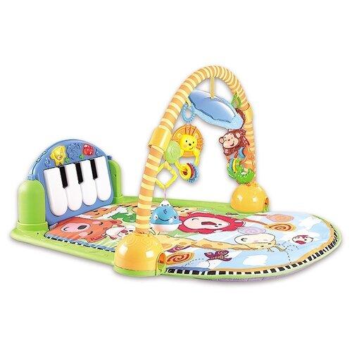 Купить Развивающий коврик Funkids Piano Gym (CC9602), Развивающие коврики