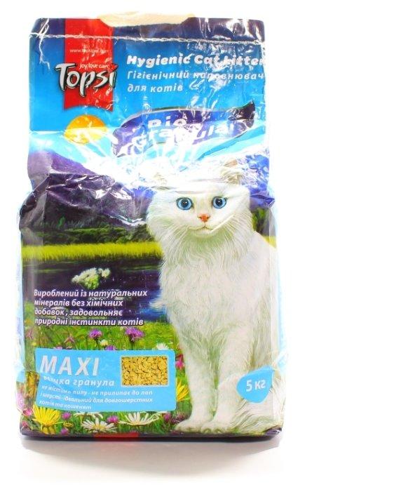 Наполнитель Topsi Maxi (5 кг)