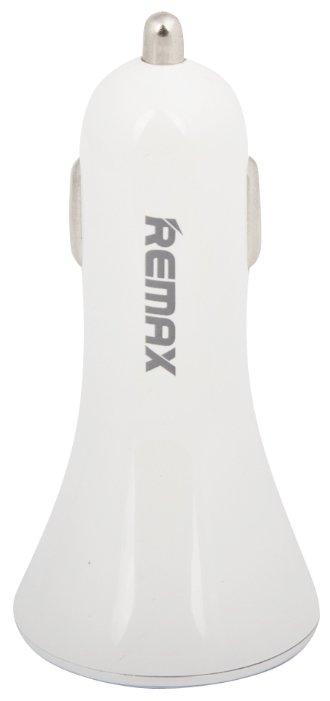 Автомобильная зарядка Remax 3 USB (RCC302)