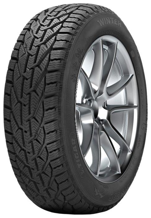Автомобильная шина Tigar Winter 215/55 R18 99V зимняя — цены на Яндекс.Маркете