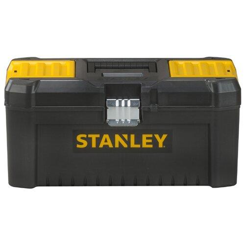 Ящик с органайзером STANLEY STST1-75518 Essential Toolbox Metal Latch 41 х 20 x 20 см 16