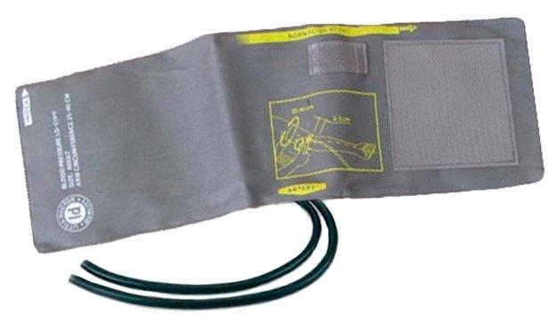 Манжета LITTLE DOCTOR LD-Cuff C2N, для механических тонометров, 7-12см, 2 трубки