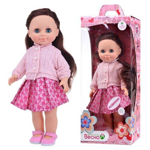 Интерактивная кукла Весна Анна 18, 42 см, В2952/о интерактивная кукла весна анна модница 2 42 см в3717 о