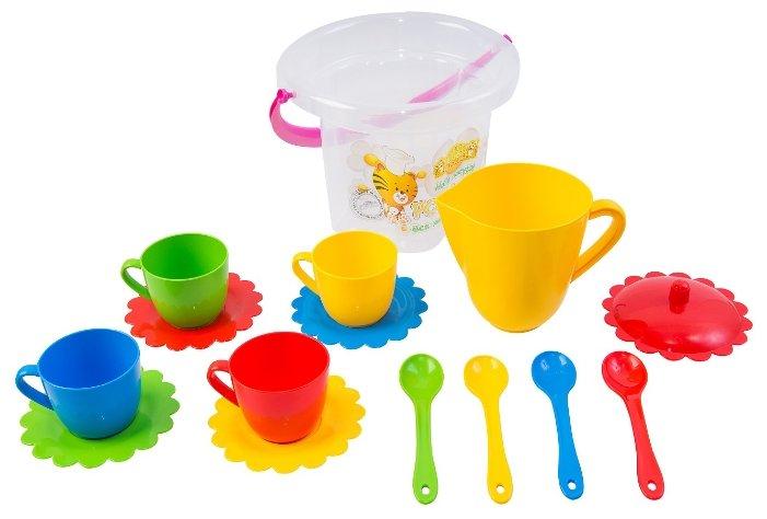 Набор посуды Тигрес Ромашка 39121