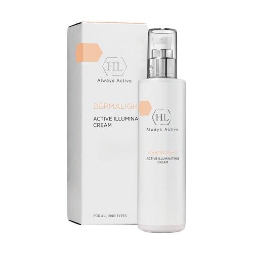Holy Land Dermalight Active Illuminating cream Активный осветляющий крем для лица, 50 мл официальный сайт holy land cosmetics