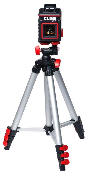Лазерный уровень ADA instruments CUBE 360 Ultimate Edition (А00446) со штативом