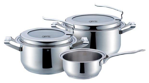Набор посуды GiPFEL MASTER 8595 5 пр.